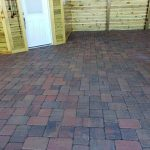 Paver Patio Sealing After Photo