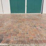 Paver Driveway Sealing After Photo